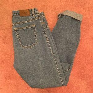 Ralph Lauren medium washed Mom jeans 👖